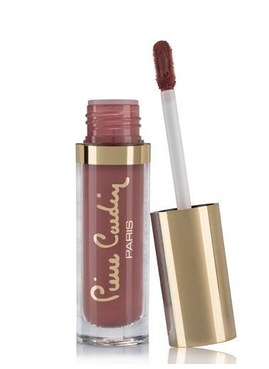 Pierre Cardin Matt Wave Liquid Lipstick – Mat Likit Ruj - Hot Nude Kahve
